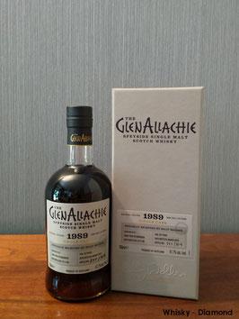 GlenAllachie Single Cask #6121 PX Hogshead 1989/2020
