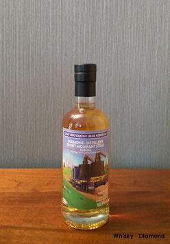 Diamond Distillery (Port Mourant Still) 10 Jahre Batch 3 That Boutique-y Rum Company 52,5%