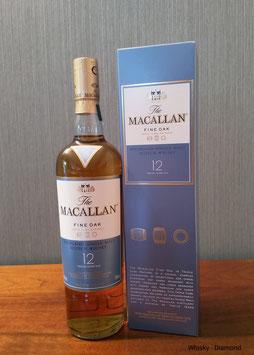Macallan 12 Jahre Fine Oak (Alte Ausstattung)