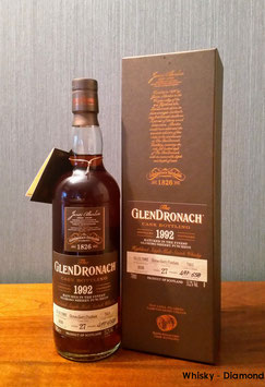 Glendronach Single Cask Batch 18 1992 Oloroso Sherry Puncheon #7411