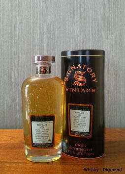 Mortlach 2008/2021 Signatory Vintage Bourbon Barrels Cask #800067 & #800090 56,9% Vol.