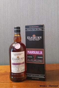ElsBurn Limited Exclusive Edition Marsala Cask Matured 7 Jahre 54,5%