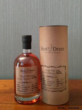 Caol Ila Best Dram  Single Cask #325735 2012/2020 1st Fill Red Wine Finish