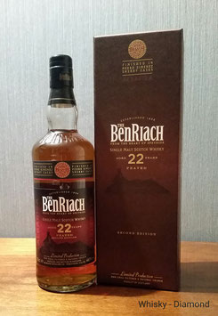 Benriach Albariza Peated PX Sherry Finish 22 Jahre