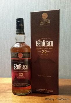 Benriach Albariza Peated PX Sherry Finish 22 Jahre