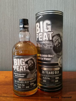 "Big Peat 26 Jahre ""The Platinum Edition"""