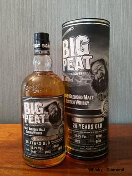 """Big Peat 26 Jahre """"The Platinum Edition"""""""