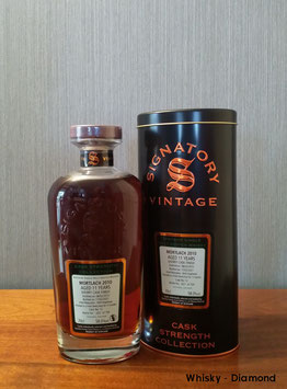 Mortlach 2010/2021 Signatory Vintage Single Cask #12 Fresh Sherry Butt Finish 58% Vol.