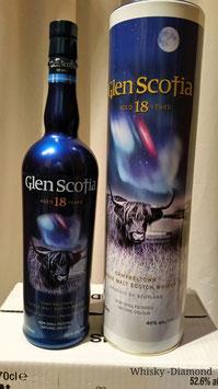 Glen Scotia 18 Jahre (Alte Ausstattung)