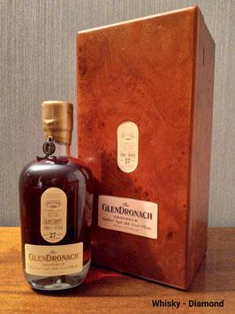 Glendronach Grandeur 27 Jahre Batch 10
