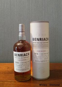 Benriach 2010/2021 Single Cask #2739 Pedro Ximenez Puncheon