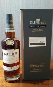 Glenlivet Single Cask Sherry Butt #4518 14 Jahre