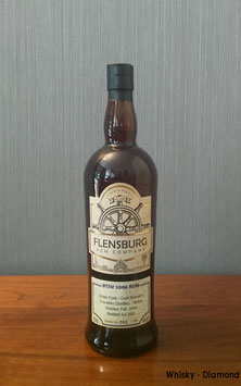 Belize BTJW 2006/2021 Flensburg Rum Company Single Cask 68,6%