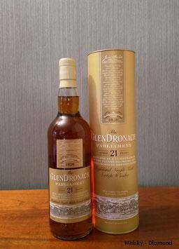 Glendronach Parliament 21 Jahre Bottled 23.09.2015