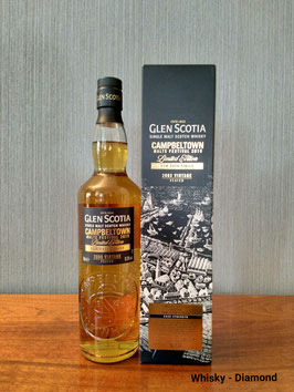 Glen Scotia Campbeltown Malt Festival 2019 Peated Rum Cask Finish 2003