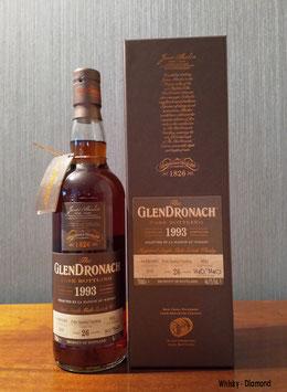 Glendronach Single Cask 1993 Pedro Ximenez Puncheon #6602