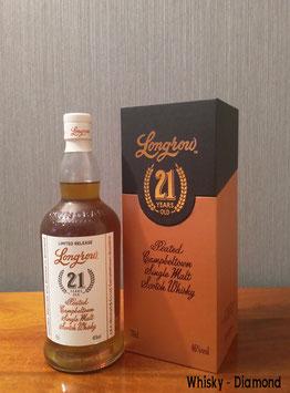 Longrow 21 Jahre Edition 2020