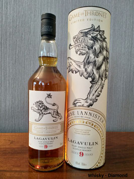 Lagavulin 9 Jahre House Lannister Game of Thrones