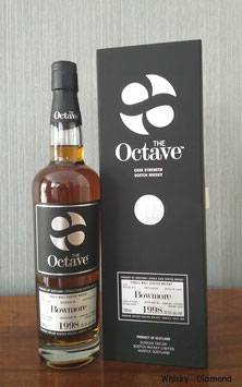 Bowmore 1998/2019 20 Jahre 53,5% The Octave