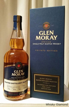Glen Moray Private Edition Sauternes Cask 2006/2016