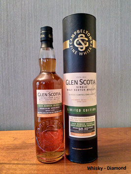 Glen Scotia 2008/2019 Single Cask #18/353-1 1st Fill Ruby Port Hogshead