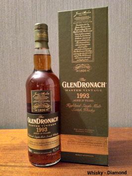 Glendronach 1993 Master Vintage 25 Jahre