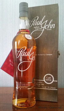 Paul John Single Cask - Peated Cask #4914