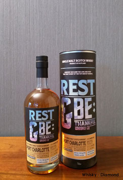 Port Charlotte 13 Jahre Sherry Cask REST&BE THANKFUL 64,6%