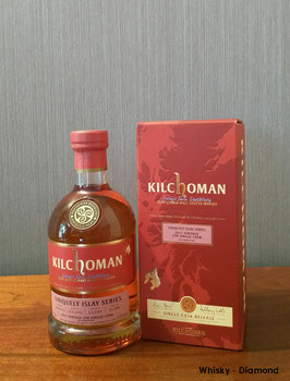 Kilchoman Uniquely Islay Series #5/9 STR Wine Cask #229/2011