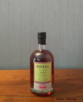 Koval Single Barrel#2073 Bourbon Whiskey Bottled in Bond 50% Vol.