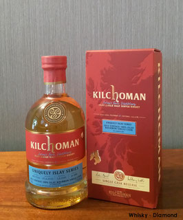 Kilchoman Uniquely Islay Series #7/9 Fresh Bourbon Barrel 100% Islay #427/2013
