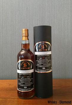 Mortlach 2010/2021 Signatory Vintage Sherry Cask #19 (Finish) 46%
