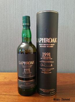 Laphroaig Vintage 1991