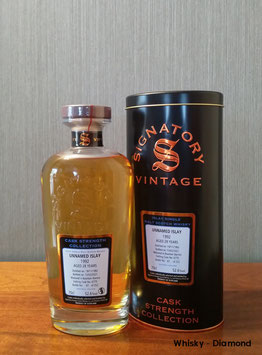 Unnamed Islay 1992/2021 Signatory Vintage Single Cask #6775 Vatting Cask 52,6% Vol.