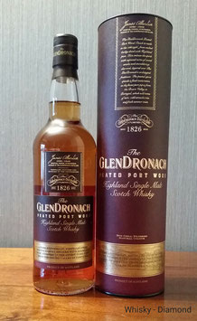 Glendronach Peated Port