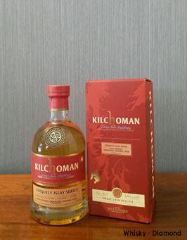 Kilchoman Uniquely Islay Series An Samhradh#4/9 Armagnac Double Cask #388&389/2014