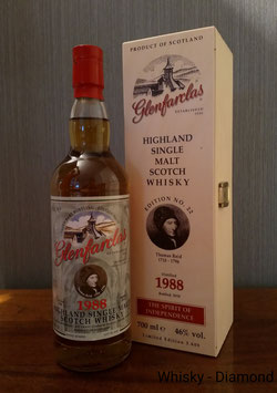 Glenfarclas Edition No. 22 1988/2018 Thomas Reid
