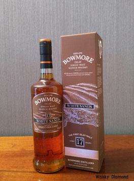 Bowmore White Sands 17 Jahre