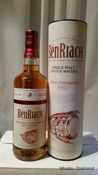 Benriach Cask Strength Batch #1