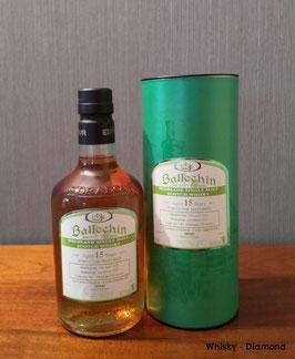 Ballechin 2004/2020 15 Jahre Port Single Cask #196