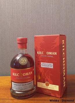 Kilchoman Uniquely Islay Series An Geamhradh #5/7 Oloroso Cask 100% Isaly Unpeated #552/2012