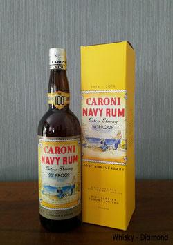 Caroni Navy Rum 100th Anniversary 18 Jahre 90 Proof