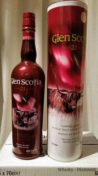 Glen Scotia 21 Jahre (Alte Ausstattung)