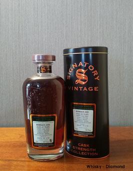 Benriach 2000/2021 Signatory Vintage Single Cask #3 Fresh Sherry Butt Finish 59,1% Vol.