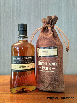 Highland Park Single Cask #4439 2003/2018 15 Jahre