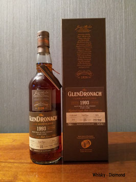 Glendronach Single Cask Batch 17 1993 Port Pipe #5976