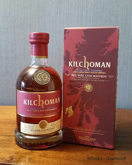 Kilchoman Red Wine Cask