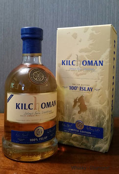 Kilchoman 100% Islay 7th Edition 2010/2017