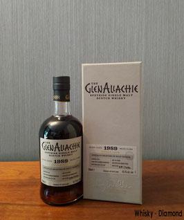 GlenAllachie Single Cask #6116 Oloroso Hogshead 1989/2020