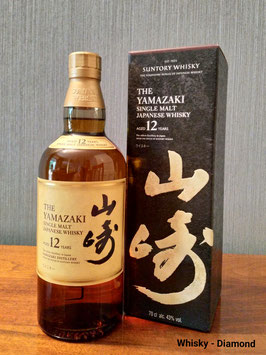 Suntory Yamazaki 12 Jahre (Neue Ausstattung)